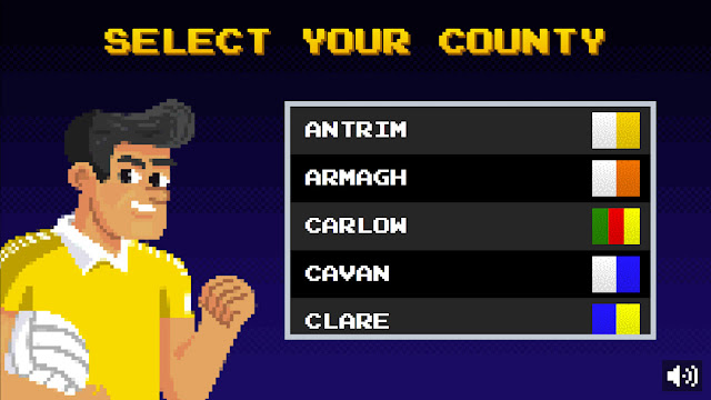 Irish Sport Gets A Retro Game Makeover for AIB and GAA