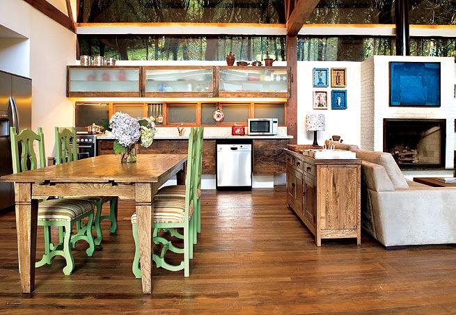 A boutique das ideias estilo r stico for Como decorar espacios pequenos estilo rustico