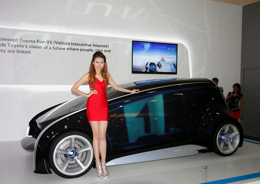Concept Car Toyota Fun-Vii
