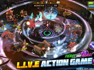 Guardian Hunter SuperBrawlRPG Mod V2.7.0.00 Apk