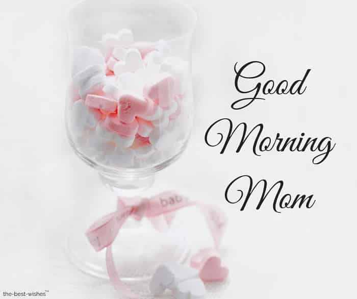 images of good morning mother