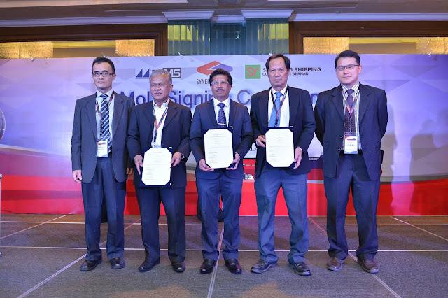 Synergy Marine Perintis Pembinaan Kapal Berkuasa LNG Pertama Di Malaysia