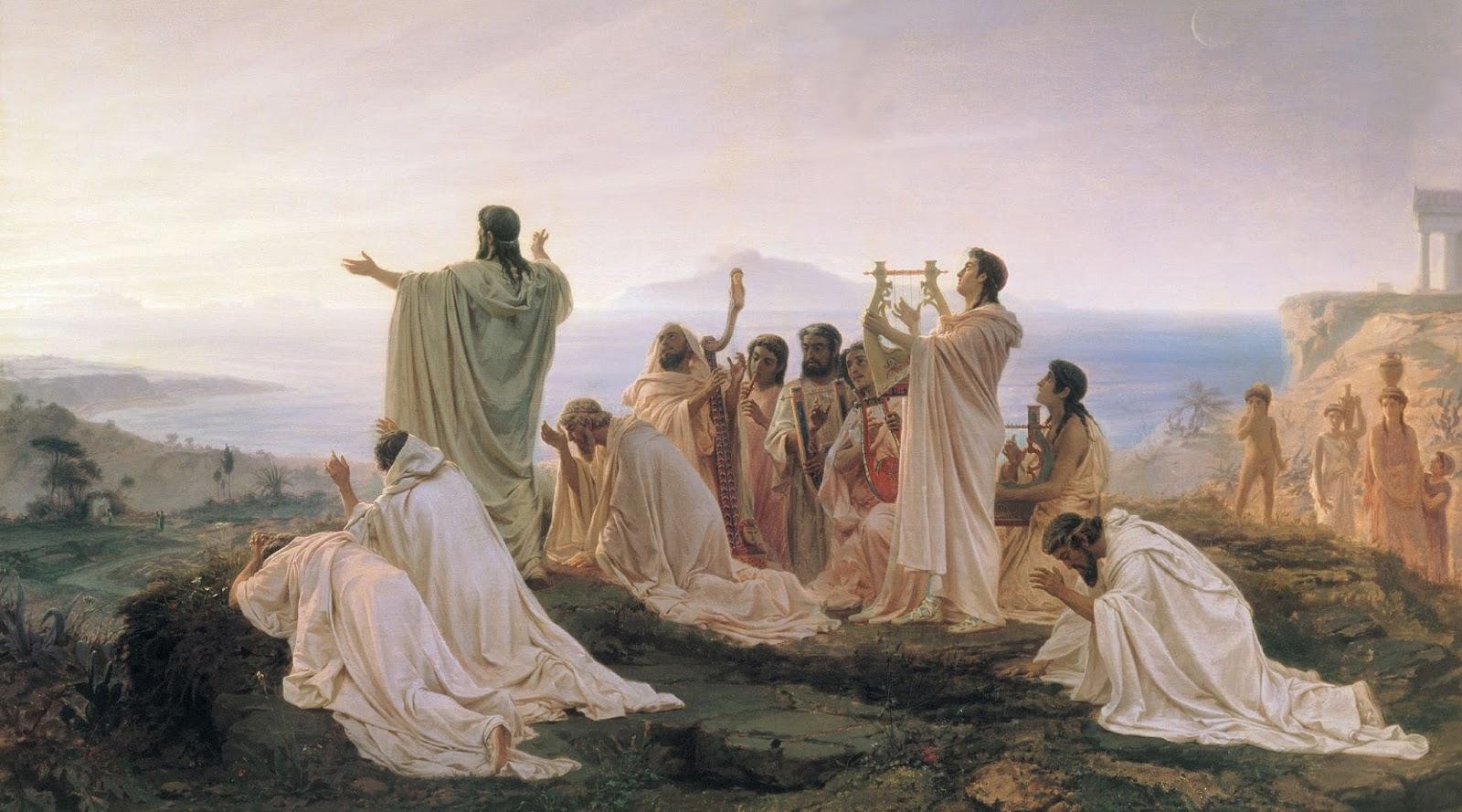 Kristen dan penyembah Pagan