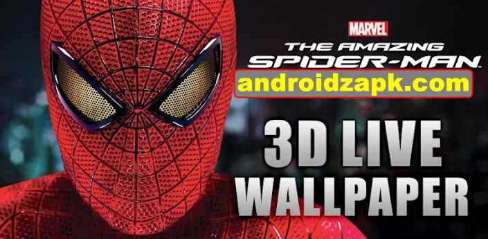 The Amazing Spider-Man 3D Live wallpaper (LWP) v1.18 apk