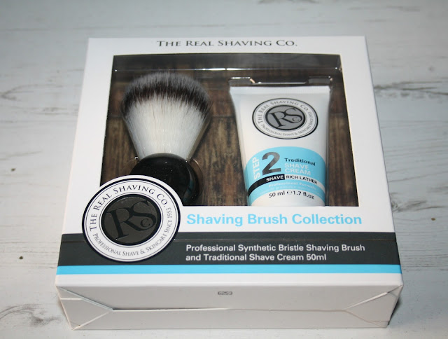 The Real Shaving Company Shaving Brush Collection
