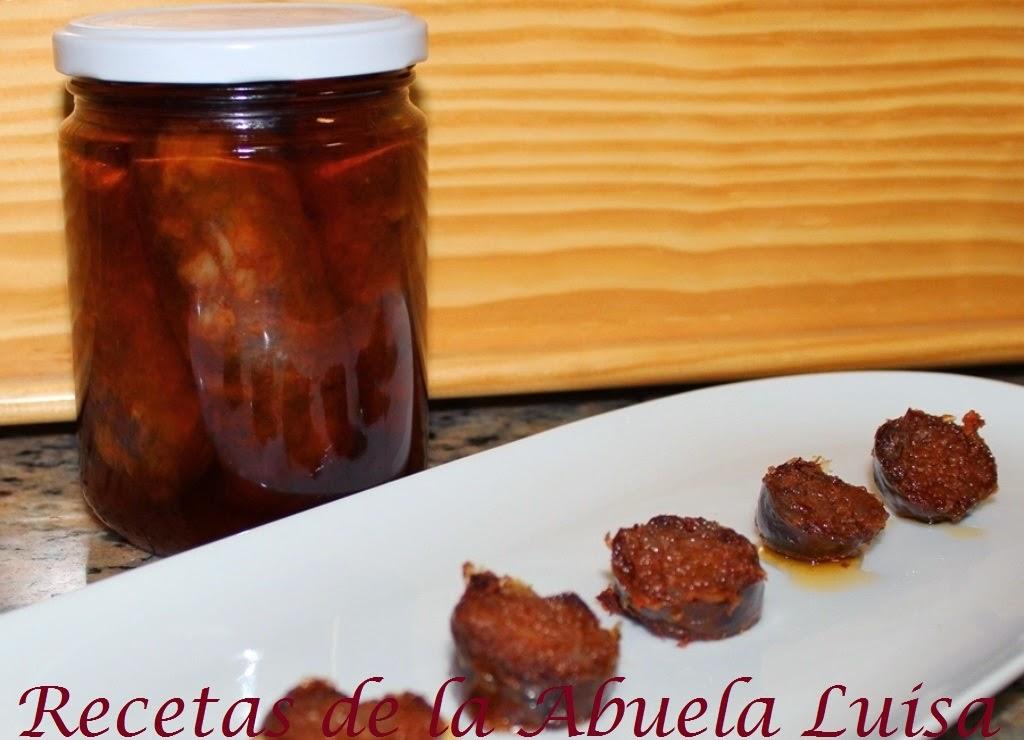 Chorizo De Jabalí Recetas De La Abuela Luisa