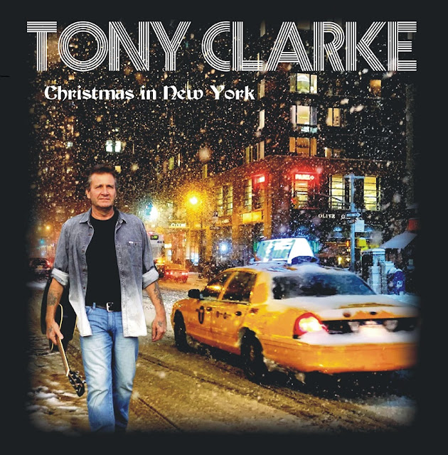 Tony Clarke – Walking Home To Christmas