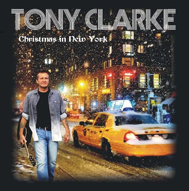 Tony Clarke – Walking Home To Christmas