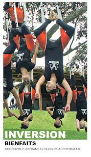 aero yoga aerien