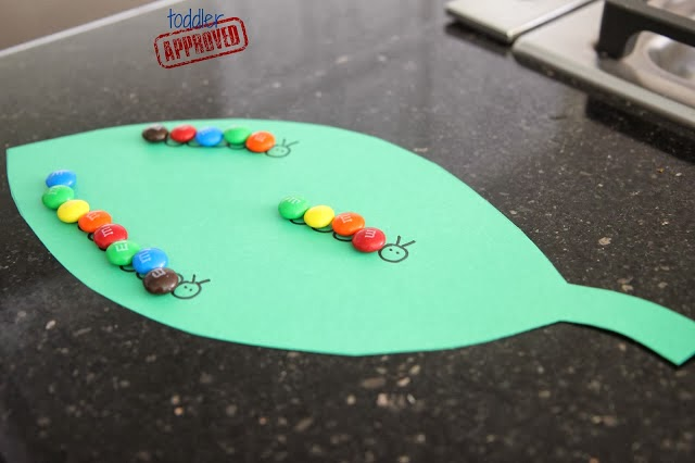 Toddler Approved 25 Very Hungry Caterpillar Crafts Activities