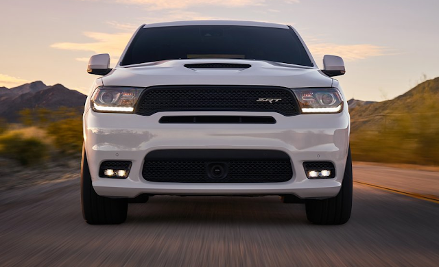 2018 Dodge Durango SRT Design