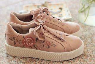 Review: Deichmann Sommer Sneaker - www.annitschkasblog.de