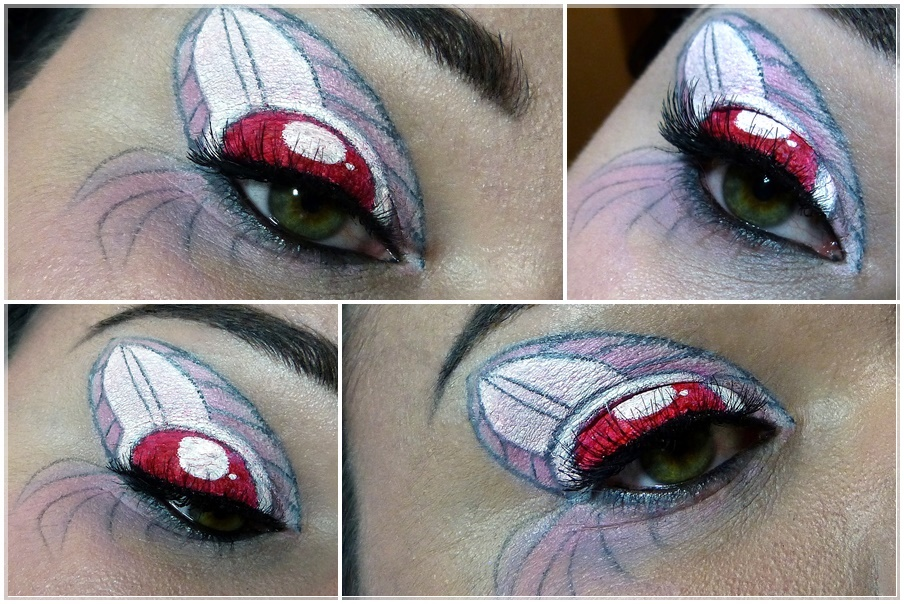 Sailor Chibi Moon Make Up