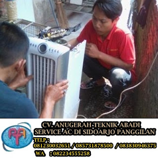 Service AC Di Sidoarjo Panggilan