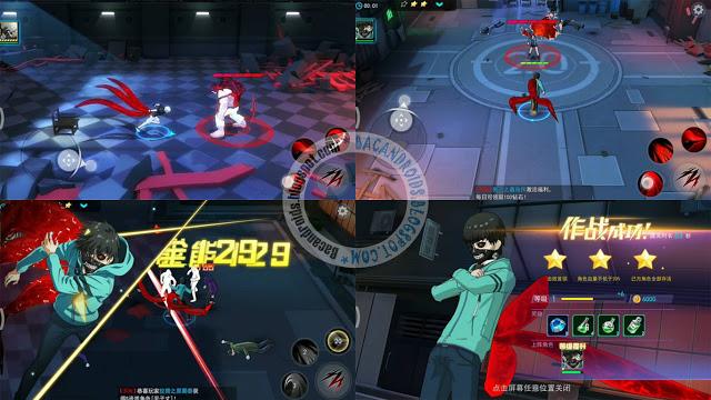 Download Game Tokyo Ghoul War Age v1.3.0 Apk Full Release