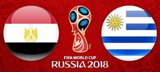 Susunan Pemain Mesir vs Uruguay Piala Dunia 2018