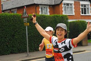 Running Update - The Belfast Marathon!