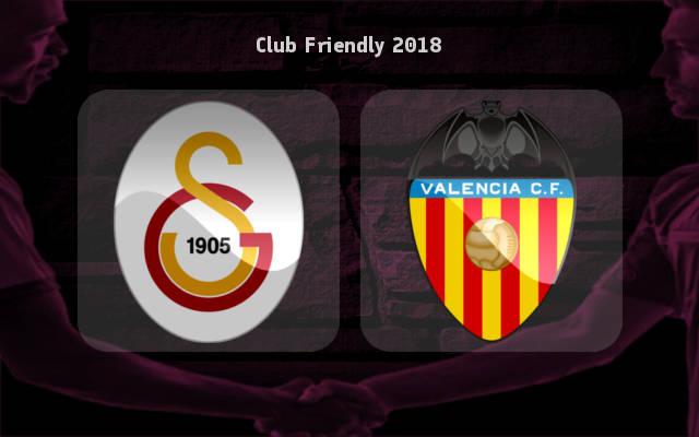 Galatasaray vs Valencia - Highlights - 21 July 2018