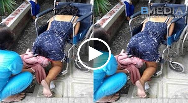 [VIDEO] Ibu Sarat Bersalin Dihalau Hospital Gara-Gara Tiada Wang, Nekad Bersalin Luar Hospital Buat Orang Ramai Menangis