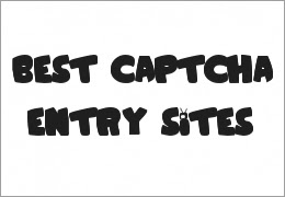 List of best captcha entry sites