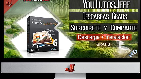 Ashampoo Photo Optimizer v6.0.20 FULL ESPAÑOL | 2016