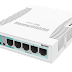 MikroTik RouterBOARD RB260GS 5-port Gigabit Managed Switch