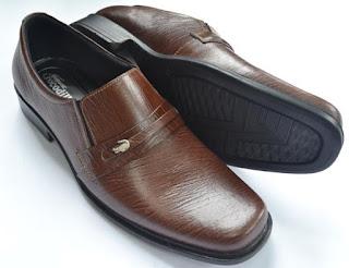 Gambar Sepatu Pantofel Kulit Asli Murah