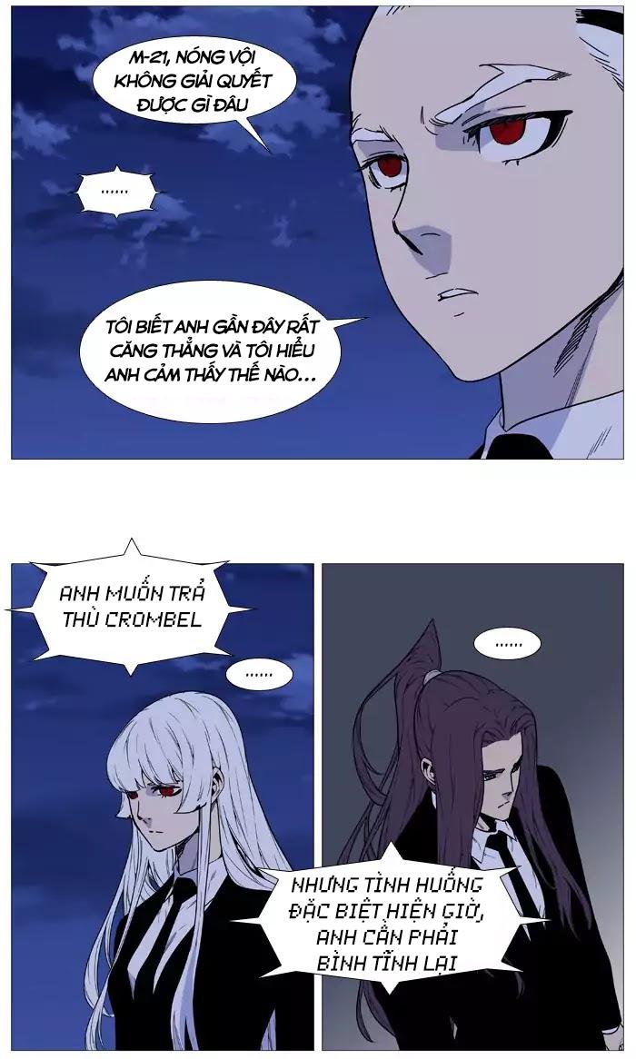 Quý Tộc Ma Cà Rồng Chap 515 page 15