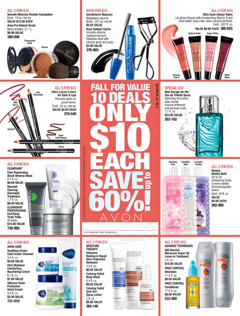 #Fall For Value 10 Deals Only $10 Each Save Up To 60%