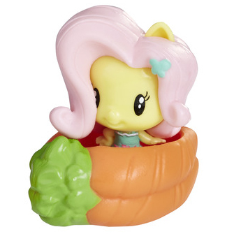 My Little Pony 5 Pack Nature Club Fluttershy Equestria