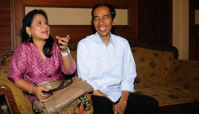 Iriana Jokowi Dicela di Medsos, Polisi Bergerak
