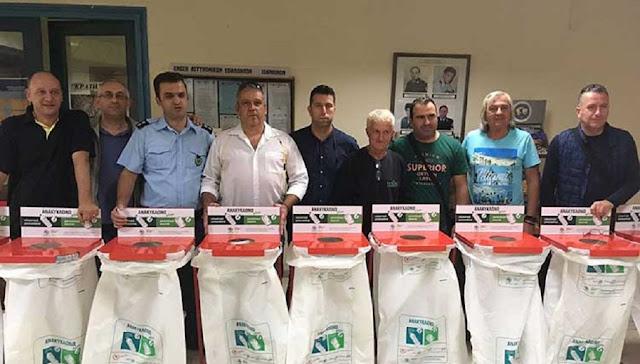 Γιάννενα: Ανακύκλωση για καλό σκοπό από την Αστυνομική Διεύθυνση