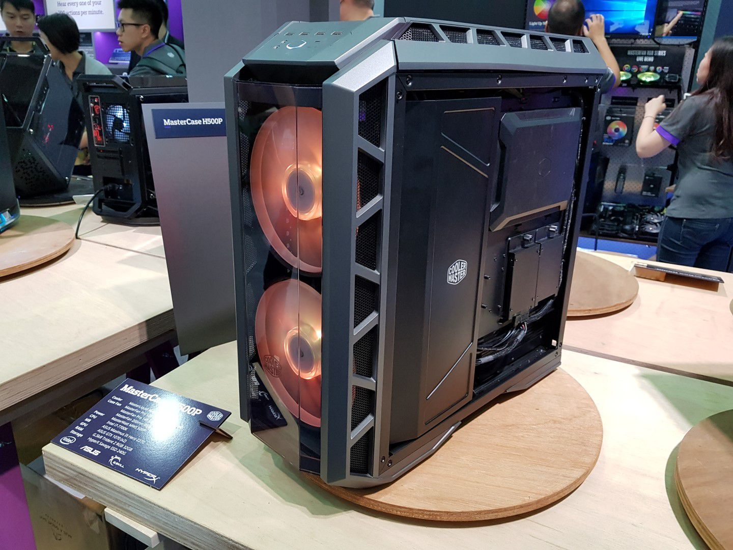Cooler Master Brings Legends to Life at COMPUTEX 2017 42