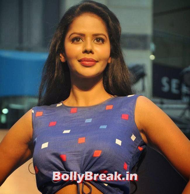 Bhairavi Goswami, Femina Summer Fashion Show 2014