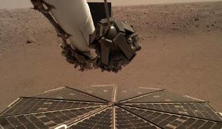 Ακούστε τον ήχο του ανέμου στον πλανήτη Άρη