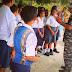 Lanal Saumlaki Peduli Terhadap Pendidikan di Desa Matakus