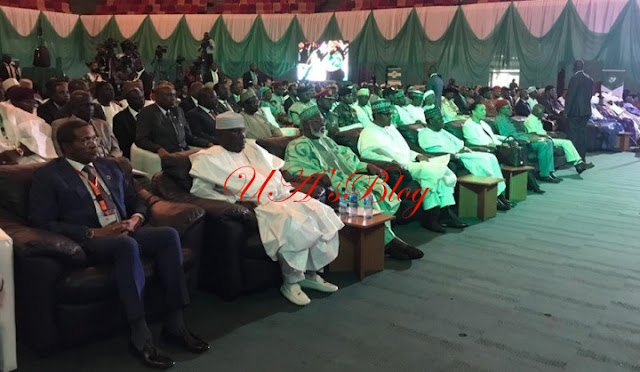 Full Transcript of Atiku's Speech at Peace Accord Signing