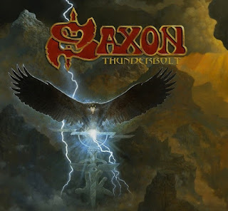 "Saxon - ""They Played Rock And Roll"" (lyric video) from the album ""Thunderbolt"""