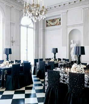black and white wedding decorations reception muyameno decoraci 243 n de bodas salones decorados en 1823