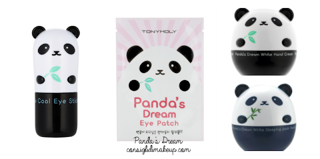 tony moly sephora italia panda's dream