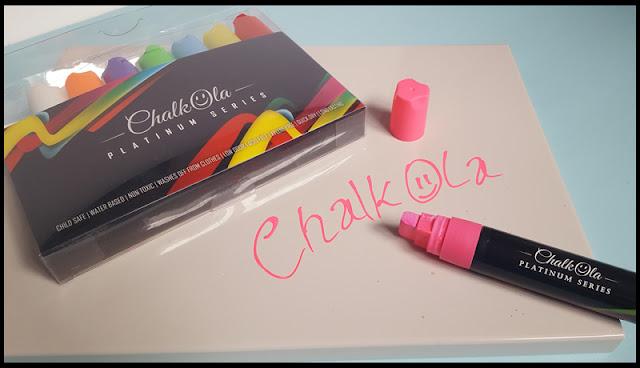 ChalkOla Marker Pens