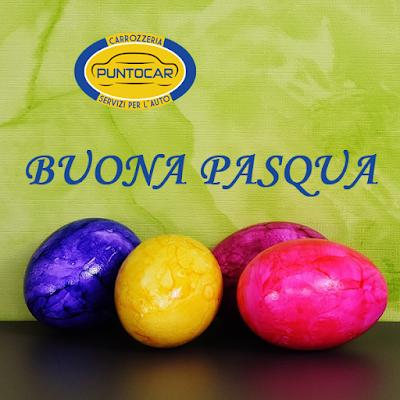 Carrozzeria Puntocar ti augura buona Pasqua!