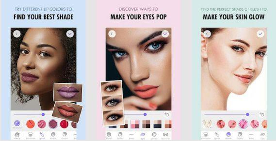 8 Aplikasi Edit Foto Make Up Terbaik Untuk Para Wanita