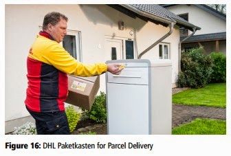 DHL Last Mile solutions