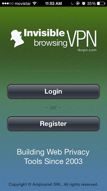 Como configurar un VPN  y ver sitios bloqueados sea Twitter, Facebook o tener mas app en Freemyapps 2