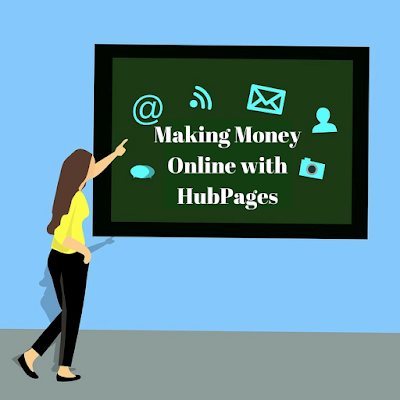 Making Money Online with HubPages