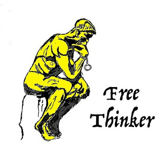 Free Thinker Drawing
