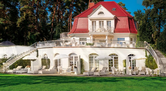 Villa Contessa en Bad Saarow (Alemania) - Foto: www.booking.com