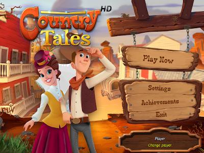 小鎮傳奇(Country Tales),城鎮模擬經營結合戀愛養成!