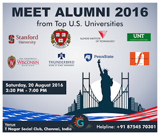 Listings - MEET ALUMNI from Top U.S. Universities